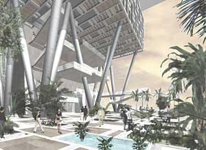 Antilla Stands High As World S First Billion Dollar Home