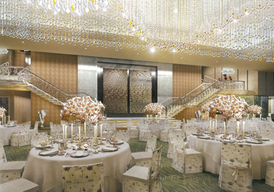 Balroom at Antilla